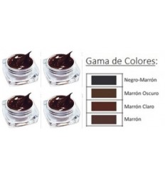 Pack 4 Pigmentos Microblading