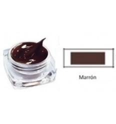 Pigmento Microblading Marrón
