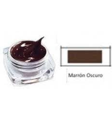 Pigmento Microblading Marrón Oscuro