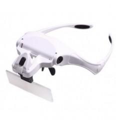 Gafas Lupa Microblading Micropigmentación